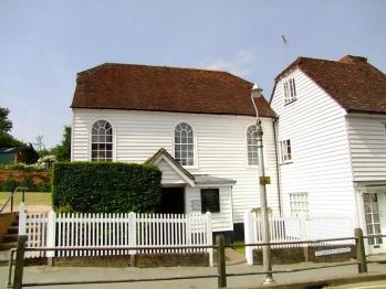 The Strict Baptist Chapel, St David's Bridge, Cranbrook