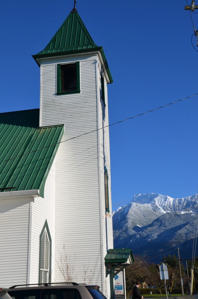 Hope Strict Baptist Chapel, Chilliwack
