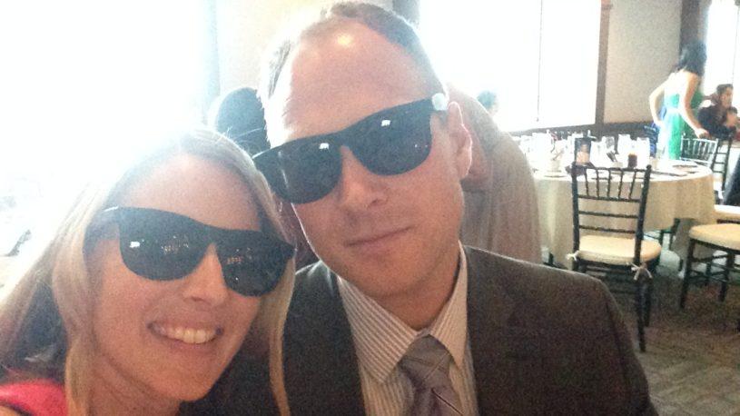 Lori and husband
