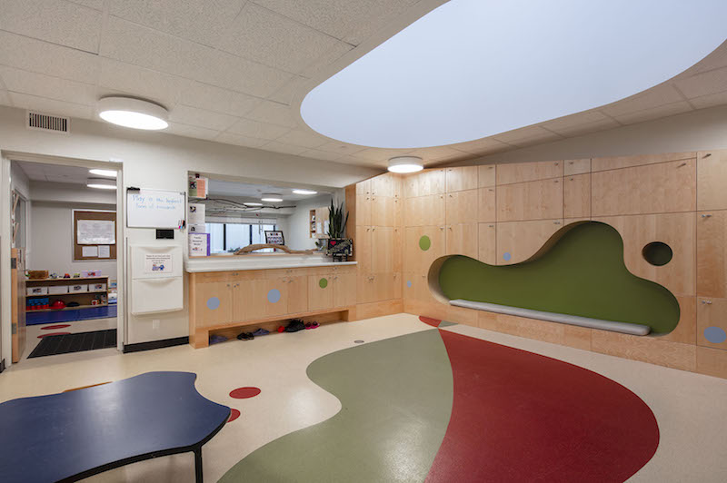 Humber College, Daycare, ATA Architects