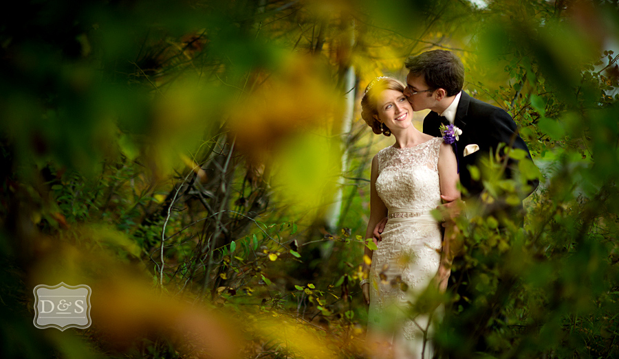 Jon Amp Lydia Hidden Valley Resort Wedding Fall Muskoka