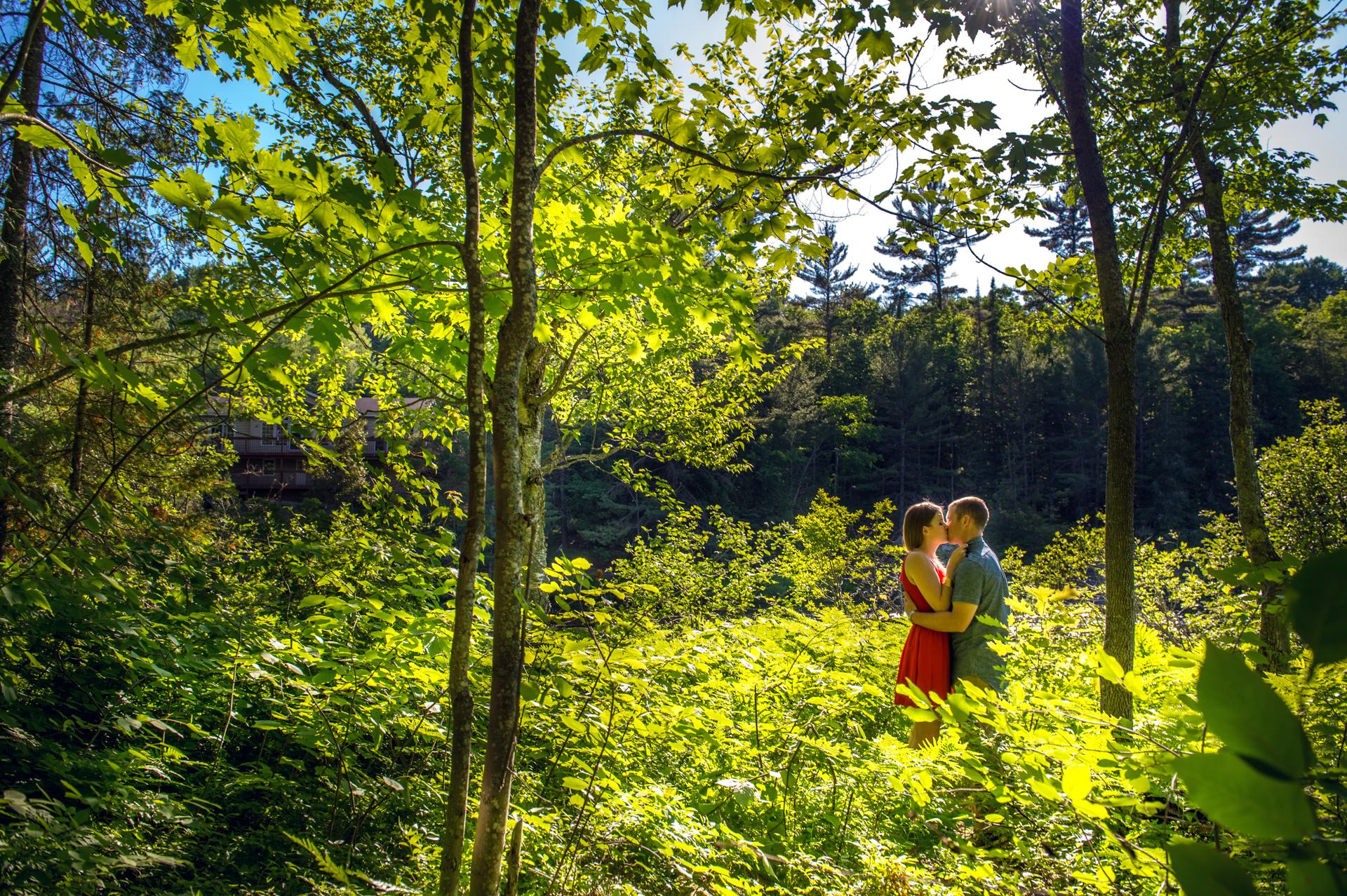 Matt Amp Kristi Lee Muskoka Engagement Photos Huntsville Photographer Blog David Amp Sherry