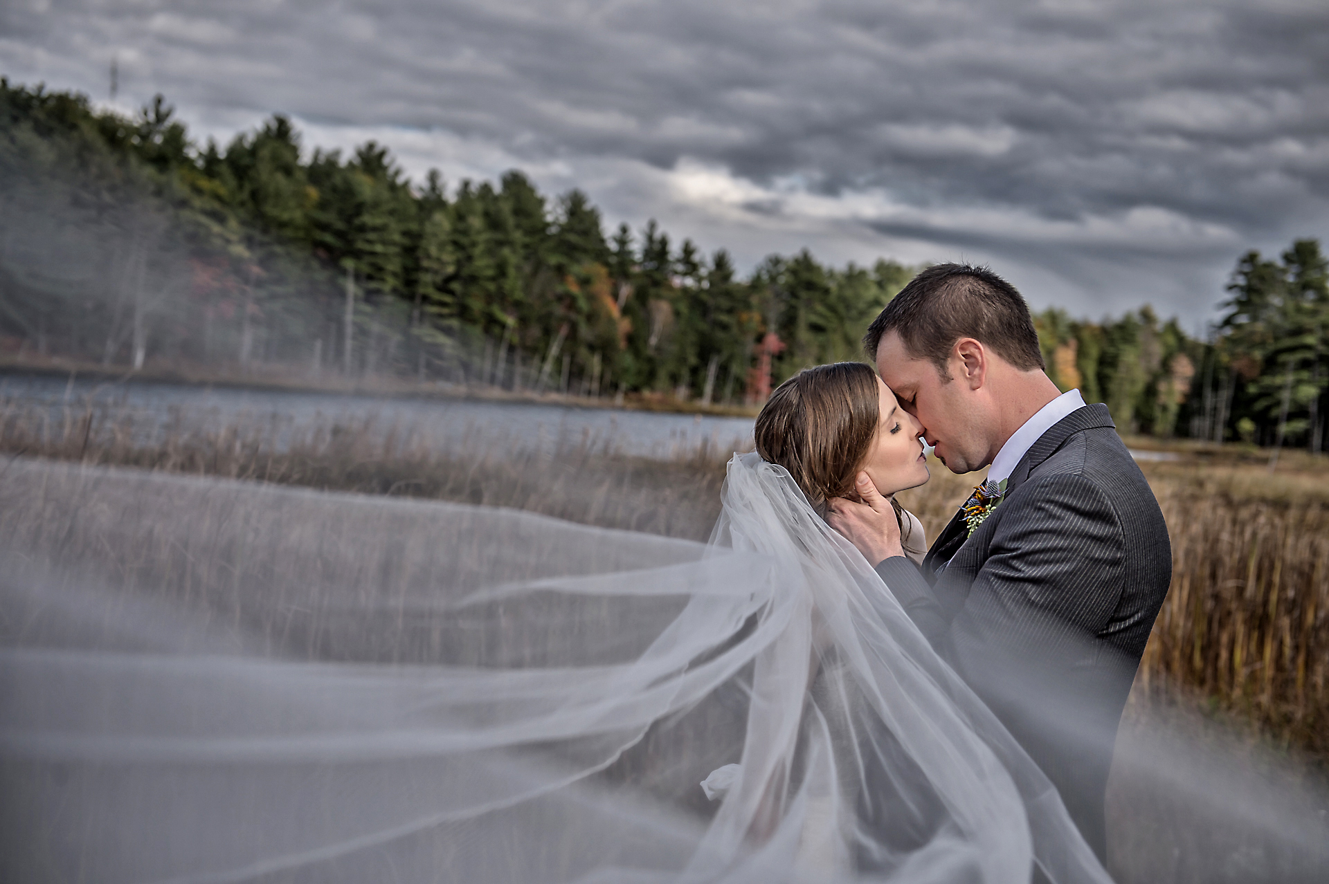 Nathan & Linda | Brooksfield Farms Wedding | Muskoka Wedding Photography22