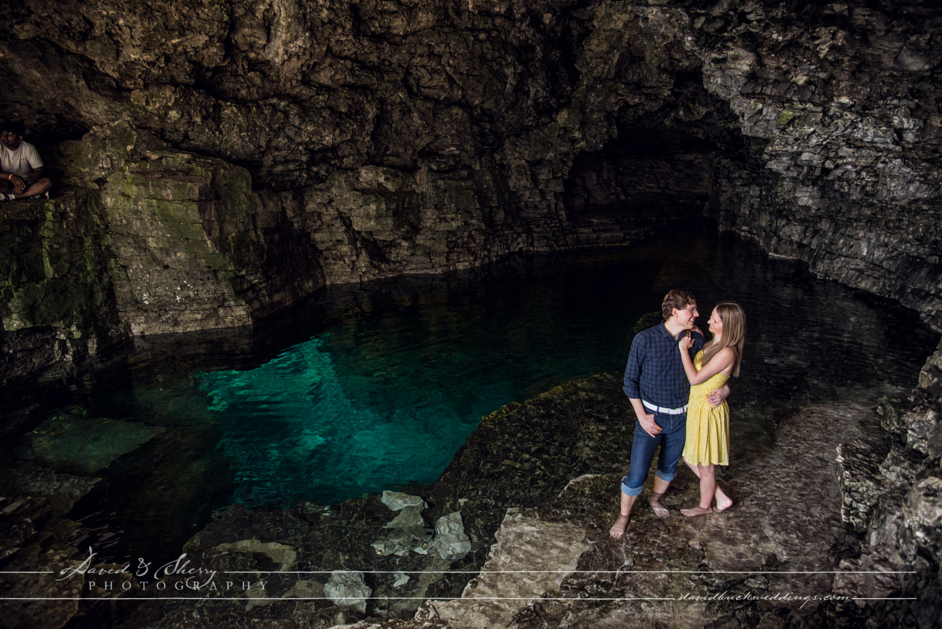 Grotto and Cyprus Lake Engagement Photos10