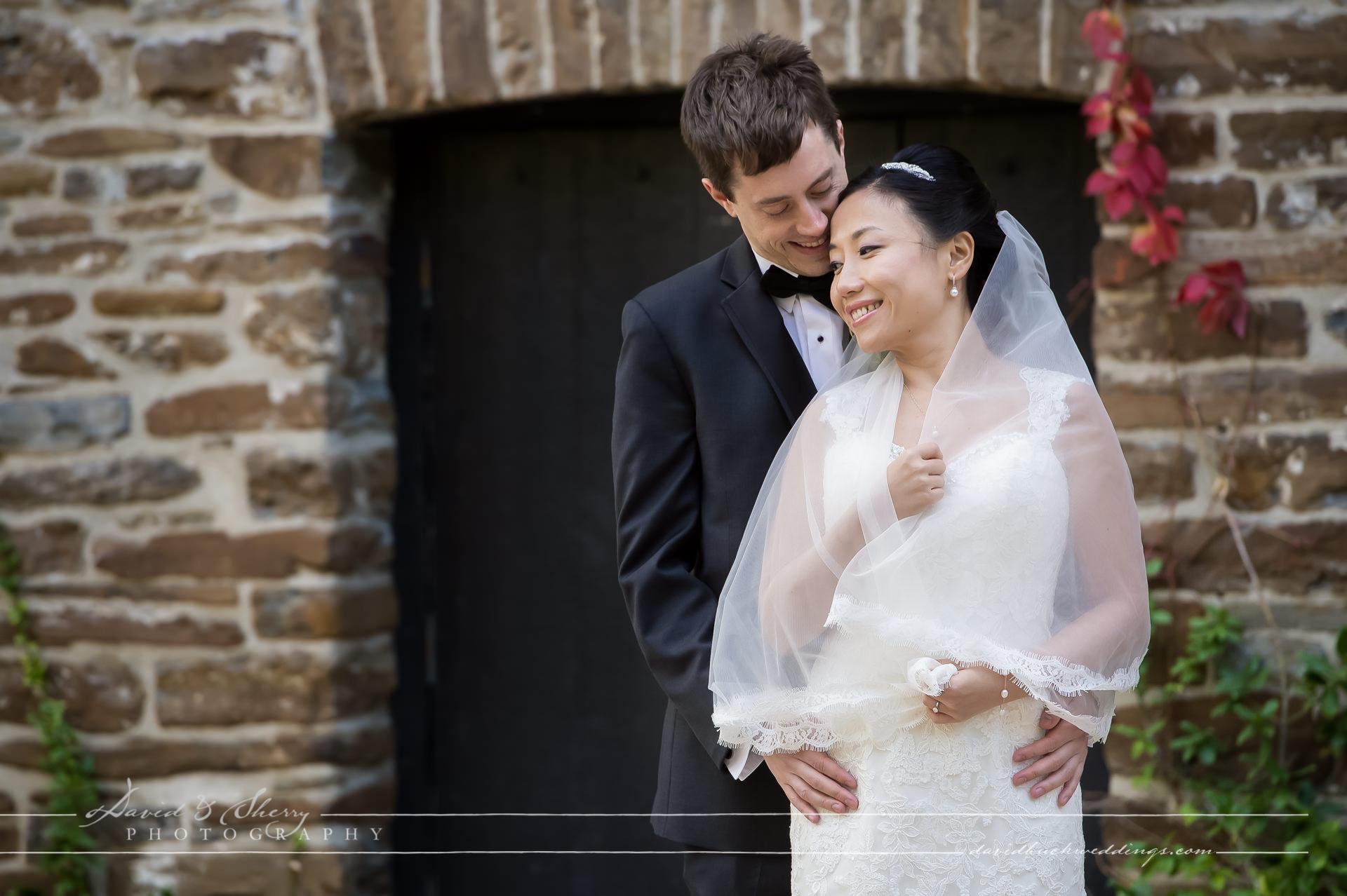 Toronto Wedding Portrait