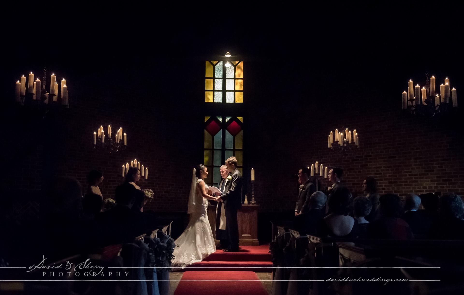 Old Mill Wedding Ceremony