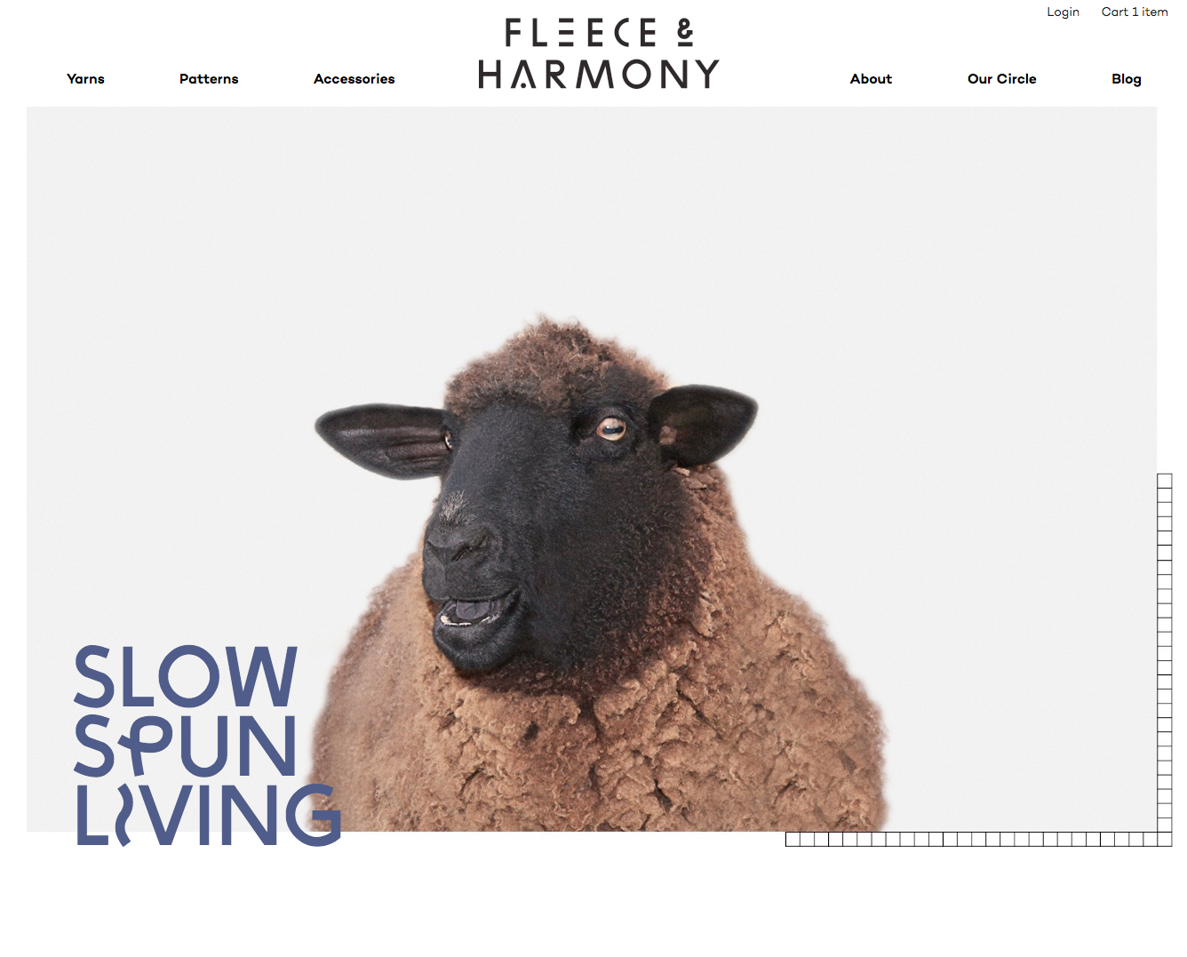 Fleece & Harmony Website