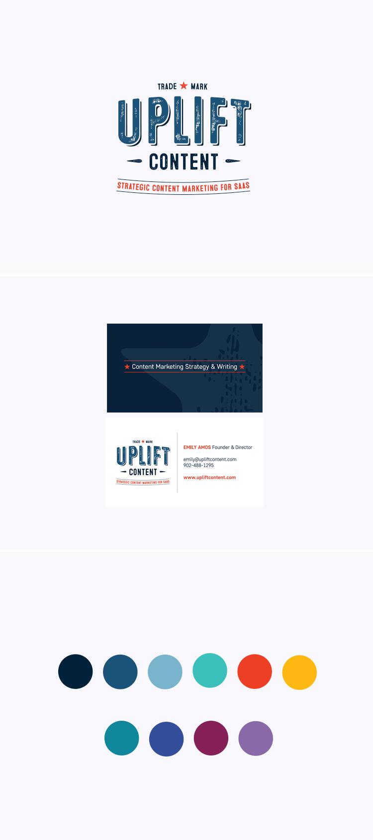 Uplift Content Branding