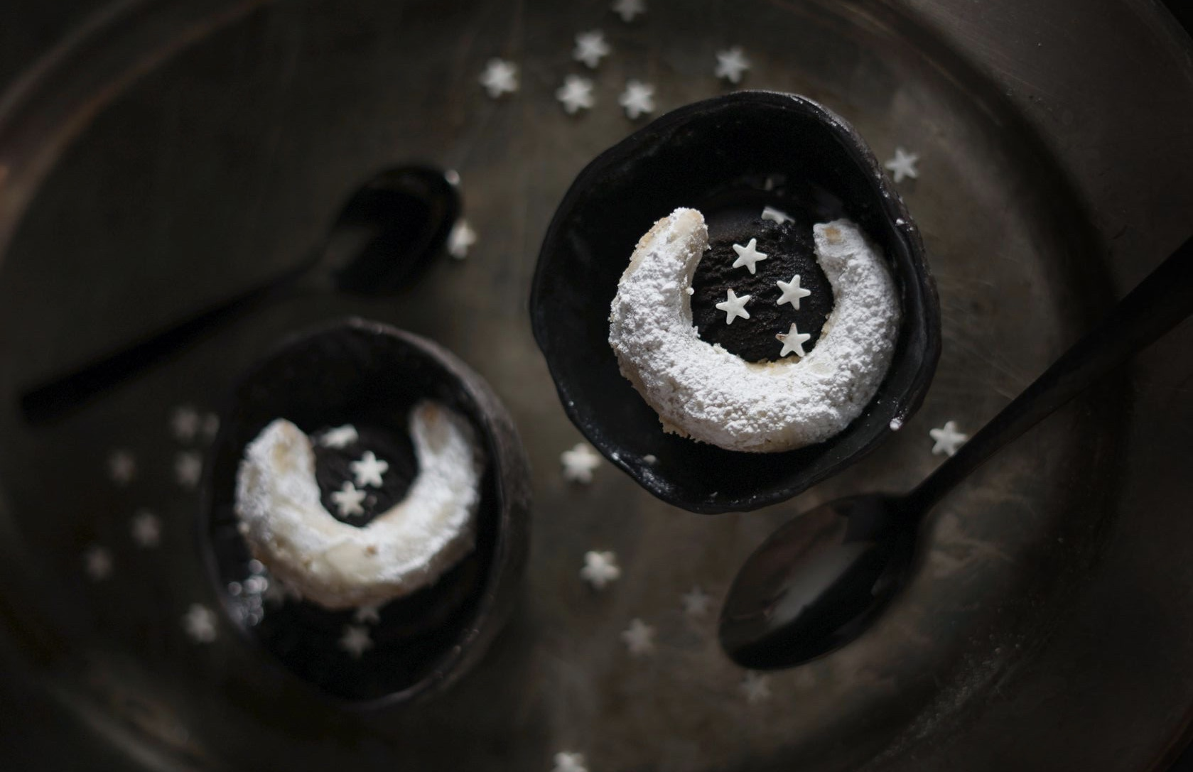 Moon Spell Cookies