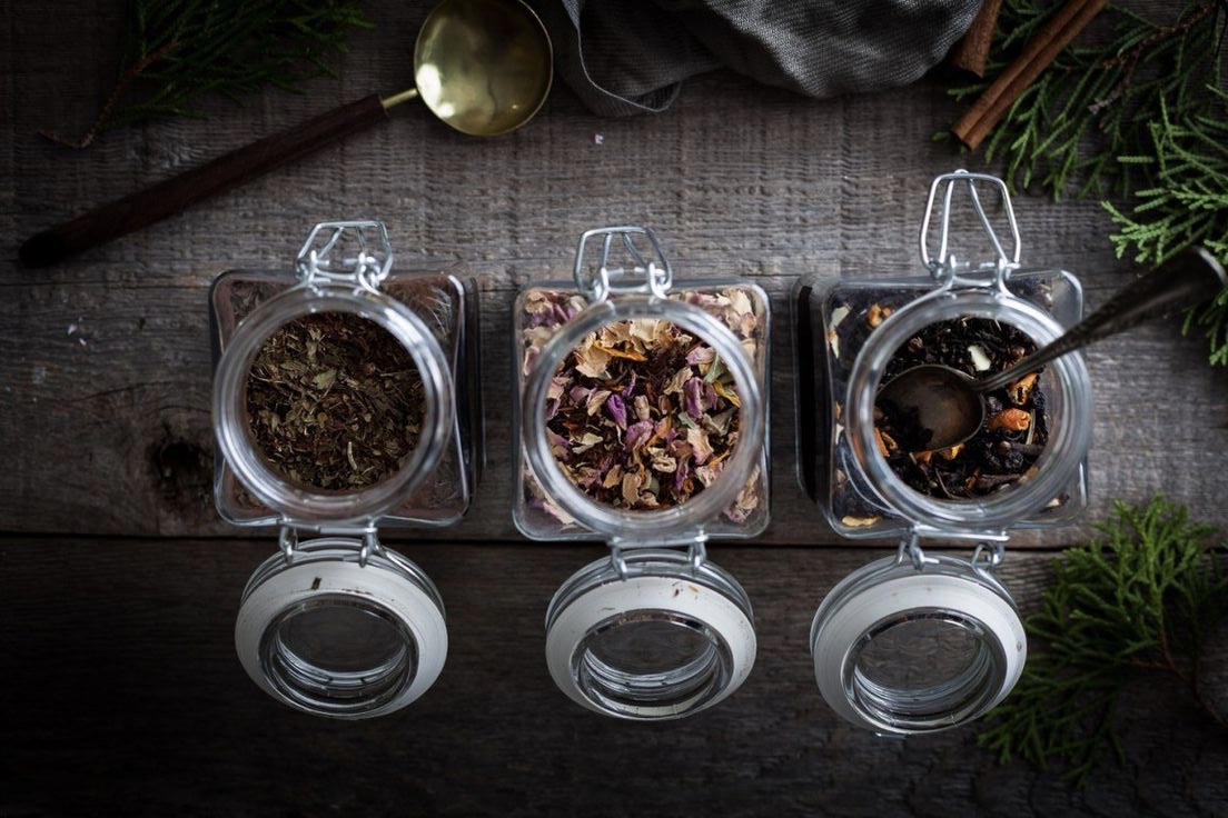 Herbal Teas Packed With Benefits
