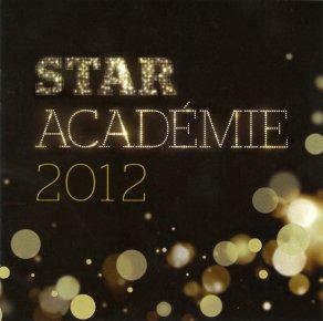 L'album de Star Académie 2012