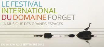 Dévoilement de la programmation 2012 du Festival international du Domaine Forget