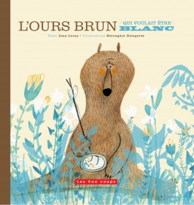 Rencontre ours brun
