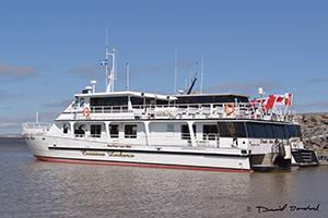Le Vent des Îles, navire des Croisières Lachance