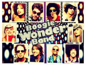 Le Boogie Wonder Band