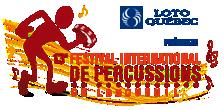 Le Festival International de Percussions de Longueuil