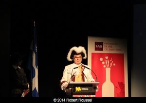 Daniel Desbiens Porte-Parole de la SAQ et Gérant de Succursale de la SAQ