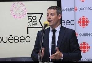 Guillaume Dumas de Téléjournal Weekend