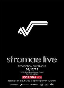 Visionnement du DVD de Stromae