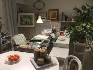 Atelier de Réjane Tremblay