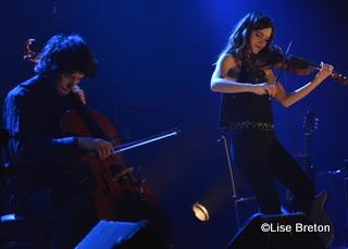 Zander Howard-Scott et Gabriella