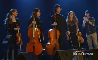 Gabriella et ses musiciens