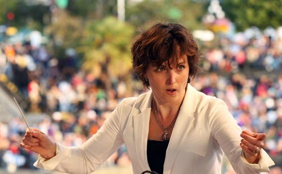 Tania Miller, directrice musicale du Victoria Symphony