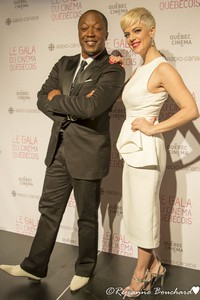 Herby Moreau et Claudine Prévost