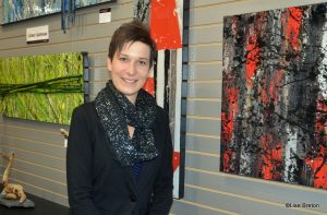 Esther Garneau - Galerie Zen