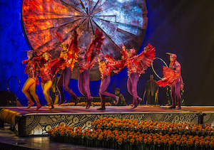 LUZIA du Cirque du Soleil