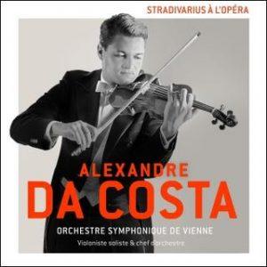 """""""Stradivarius à l'opéra"""" d'Alexandre Da Costa"""
