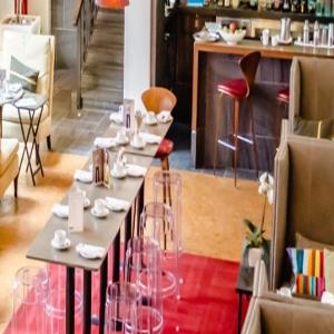 Café-bar Artéfact de l'Auberge Saint-Antoine