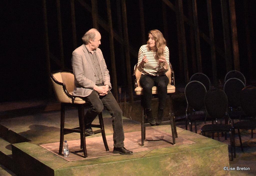 J'Aime Hydro - entrevue avec Michel Nadeau et Christine Beaulieu