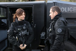 Alice Pol et Dany Boon