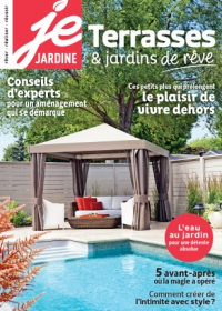 Je Jardine, Terrasses et jardins de rêves