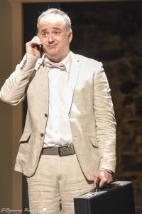 Hugues Frenette dans le rôle de François Pignon