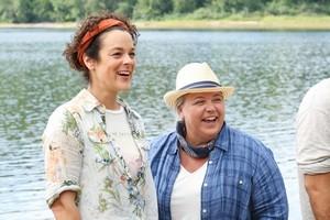 Hélène Bourgeois Leclerc et Sonia Vachon