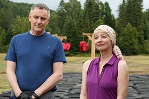 Yves Jacques et Diane Lavallée