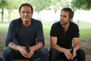 Michel Côté et Louis-José Houde