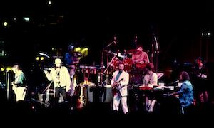 Spectacle des Beach Boys en 1986