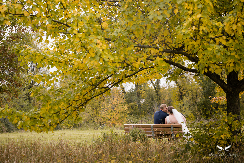 Fall wedding WInnipeg