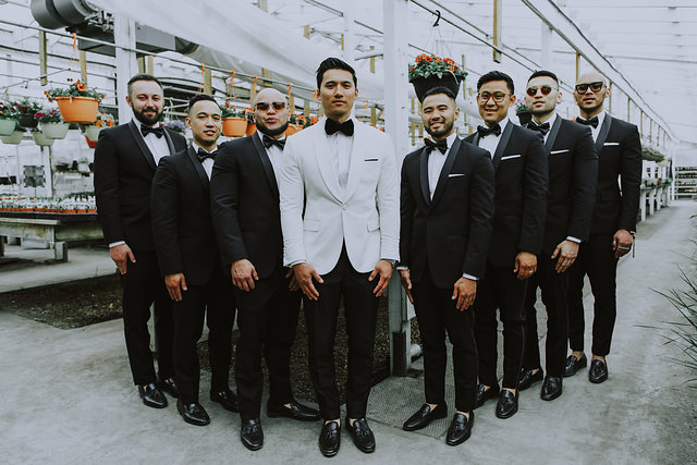 Fort Garry hotel wedding