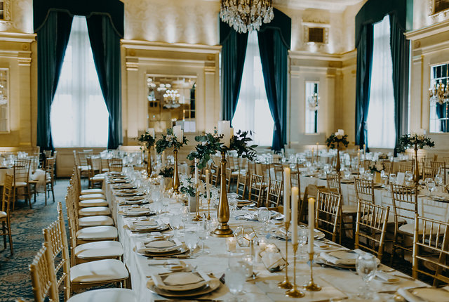 Fort Garry hotel wedding