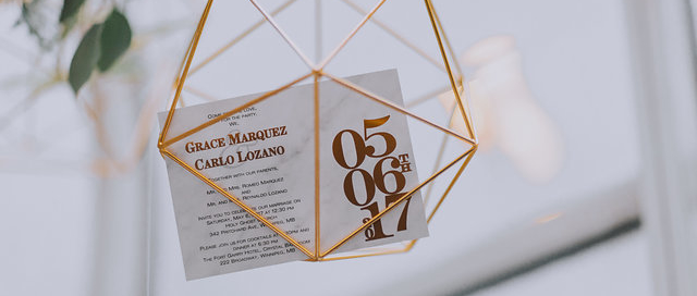 how to manage the A and B wedding guest list