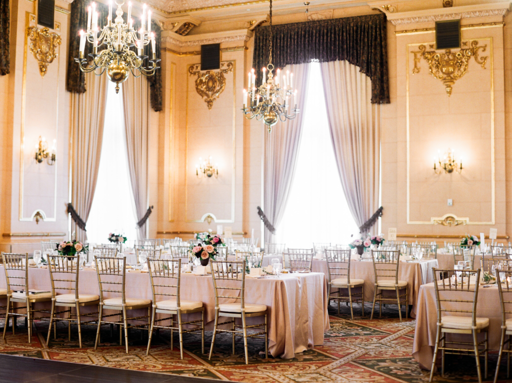 Fort Garry wedding by Melanie Parent Events
