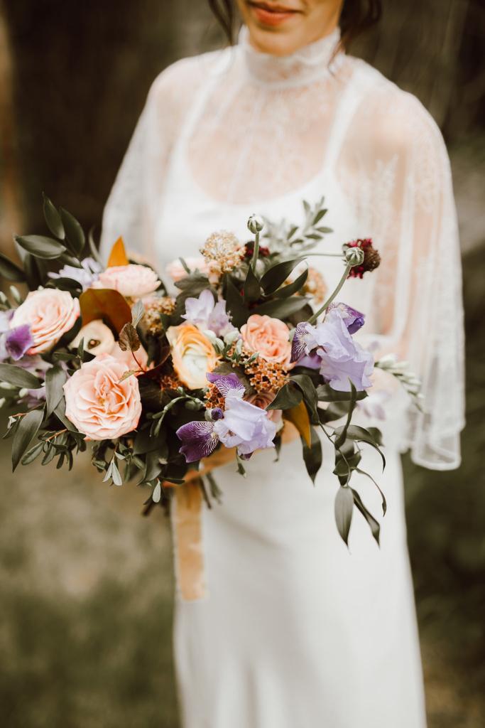 Elegant Garden Wedding at Cielo's Garden by Melanie Parent Events