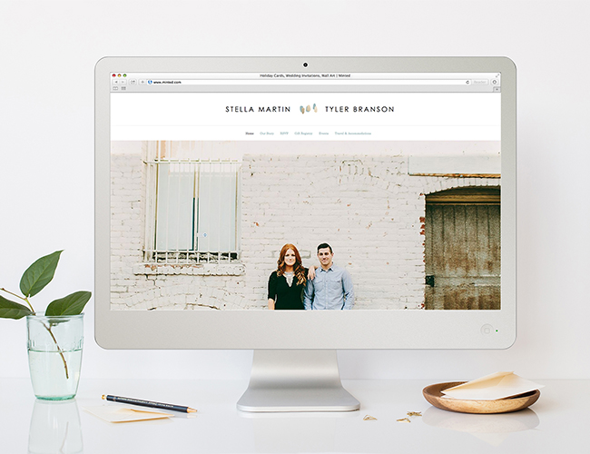 What to include in a wedding website- Melanie Parent Events