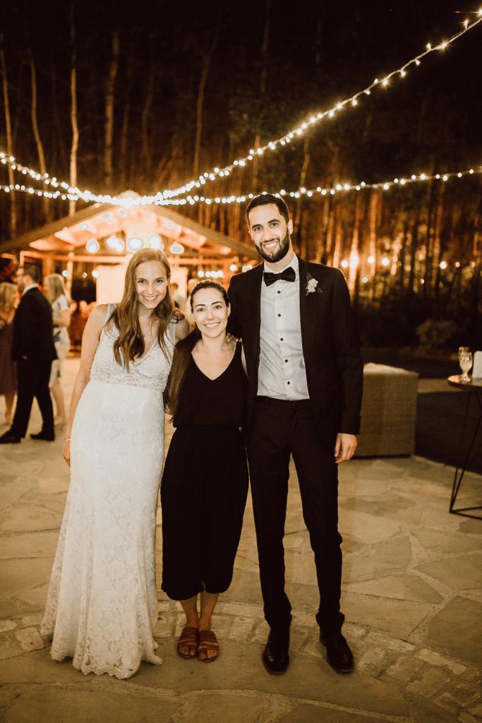 Cielo's Garden tent wedding