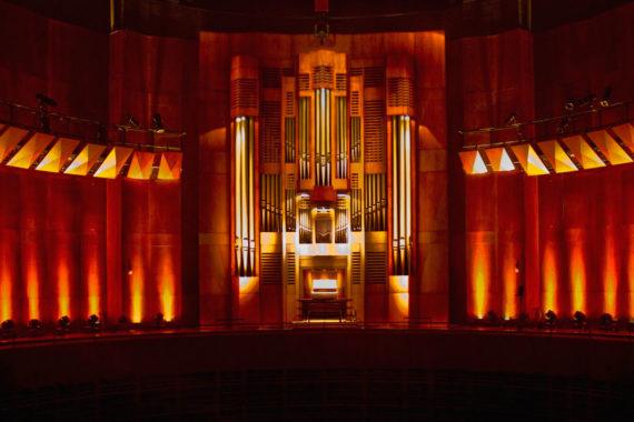 Voyage au centre de l'orgue du Palais