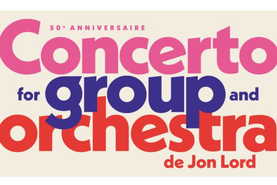 SUPPLÉMENTAIRE — Bruce Dickinson au Palais Montcalm de Québec pour le 50e anniversaire du Concerto for Group and Orchestra de Jon Lord